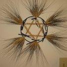 Star of David Wheat Weaving - EEsd