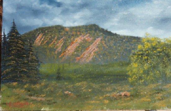Flatirons, Boulder, Colorado - LVbc