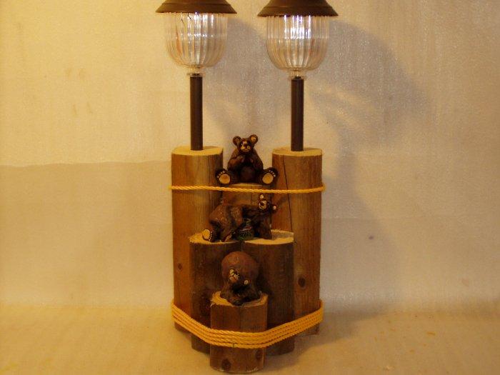 Three Bears Solar Light - CCtb