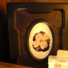 Victorian Frame with Pressed Flower - CRvf