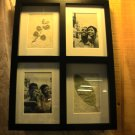 Black Contemporary Frame - CRbc
