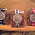 Granola Squares Natural Dog Treats - BBgs