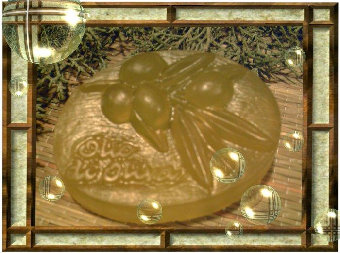 Ginseng Olive Oil Soap - NEgo