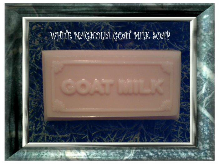 White Magnolia Soap - NEwm