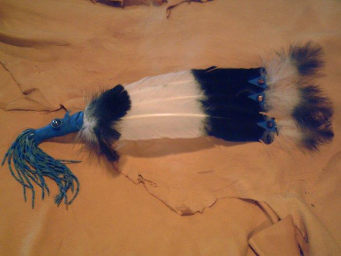 3 Feather Fan - EMff3