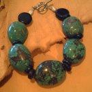 Turquoise Elder Bracelet - EMte