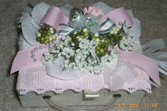 Memory Box Pink & Green - ADKpg
