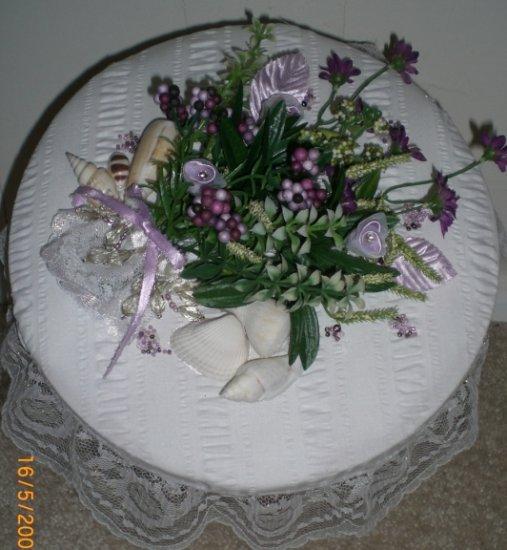Memory Box Lavender & Seashells - ADKls
