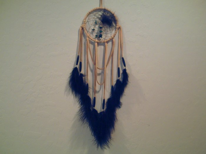 Malachite Dream Catcher - EMma