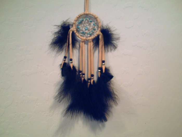 Turquoise Dream Catcher - EMtu