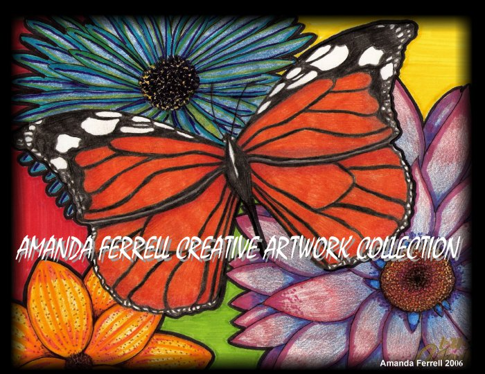 Butterfly Paradise - AFbp