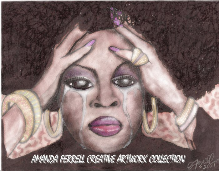 A Woman's Tears - AFwt
