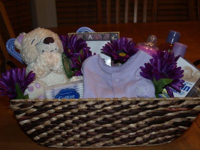 Baby Gift Basket  - THgb