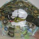 Medium Camouflage Diaper Wreath  - THmcw