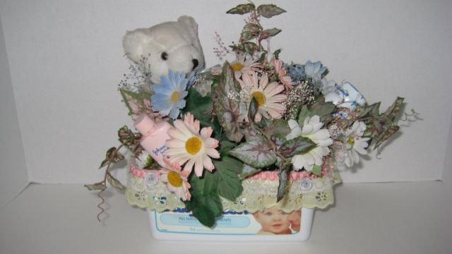 Baby Floral Bouquet  - THfb