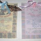 Baby Shower Invitations - THsi