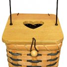 Boutique Tissue Box Basket - CWG25911