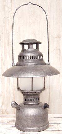 Galvanized Lantern - CWG111689