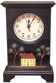 Black House Clock - GPC1110