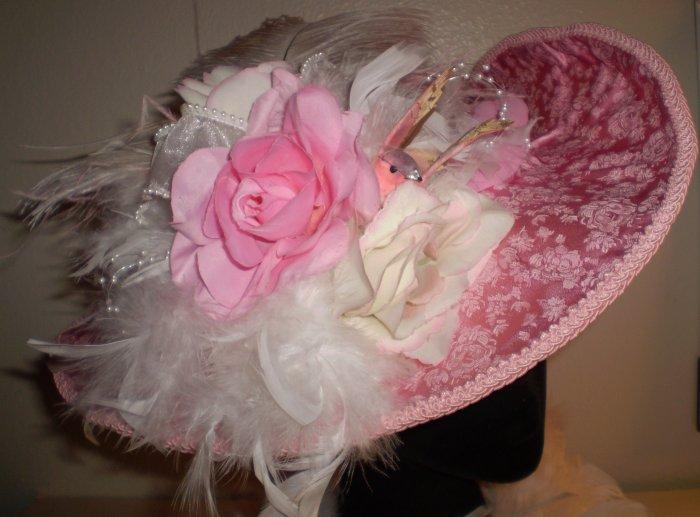Pink Frosting Hat - BL62/3-08