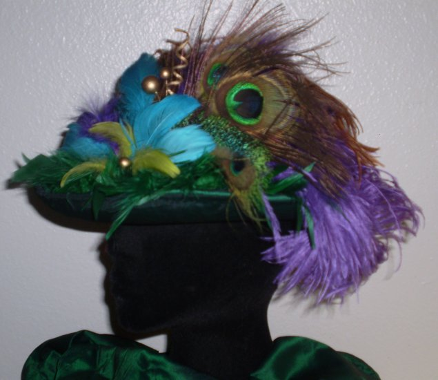 Emerald Chance Hat - BL66/7-08