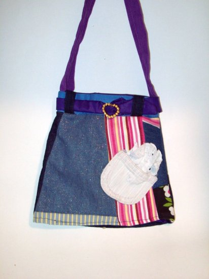 Patchwork Purse - PPpp