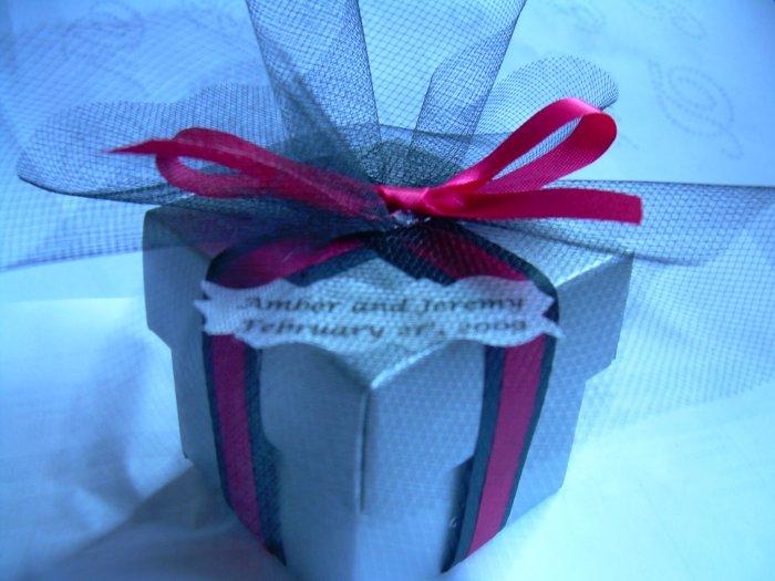 Wedding Favor Boxes - FTwf