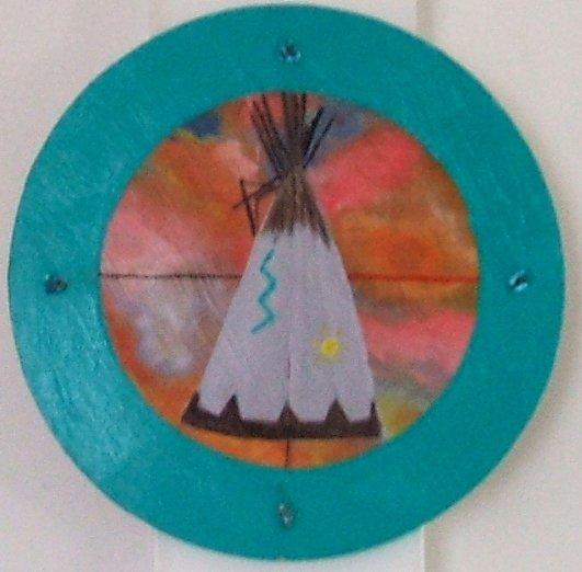 Circle Tepee - EAct