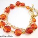 Cranberry Relish Bracelet - UEcr