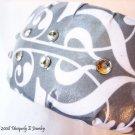 Platinum Passion Bangle Bracelet - UEpl