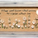 Button Flower Sampler - CWG7442