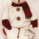 Plopsy Snowman Doll - CWG112756