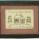 Love Builds A Home Sampler - CWG42465