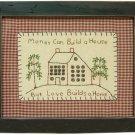 Love Builds A Home Sampler - CWG42465