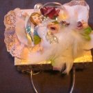 Purse Memory Box With Porcelain Doll - ADKpm