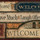 Country Signs Wall Border - CWG97442