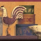Folkart Shelf Wall Border - CWG97419