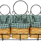 Triple Basket Rack - CWG33654