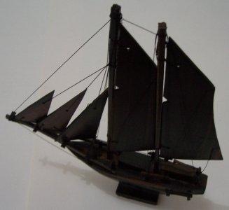 Phinisi Miniature