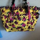 "New Betsey Johnson ""Twinkletoes""  Tote/ Diaper Bag/ Laptop Case / Carry-on/ Shopper"