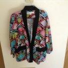 Colorful Spring/Summer Trina Turk Dress Jacket