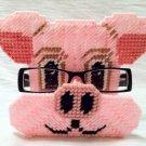 Peepers Eye Glass Holder - Pig