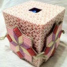 Tissue Box - Pink Star