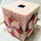 Tissue Box - Pink Star