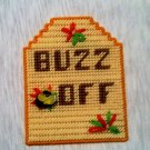 Buzz Off Fly Swatter Cover