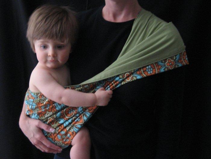 Handmade Baby Slings