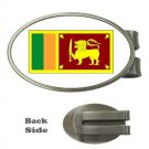 NATIONAL FLAG OF SRI LANKA MONEY CLIP