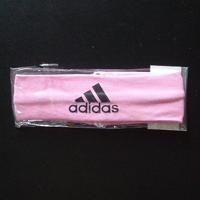 ADIDAS SPORTS ELESTICATED HEAD BAND