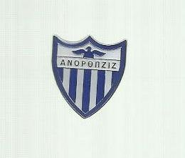 ANORTHOSIS FAMAGUSTA FC FOOTBALL CLUB CYPRUS TEAM PIN BADGE