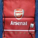 ARSENAL THE GUNNERS FOOTBALL CLUB WATERPROOF BACKPACK KITBAG